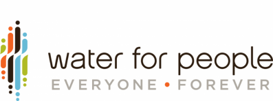 water for people logo