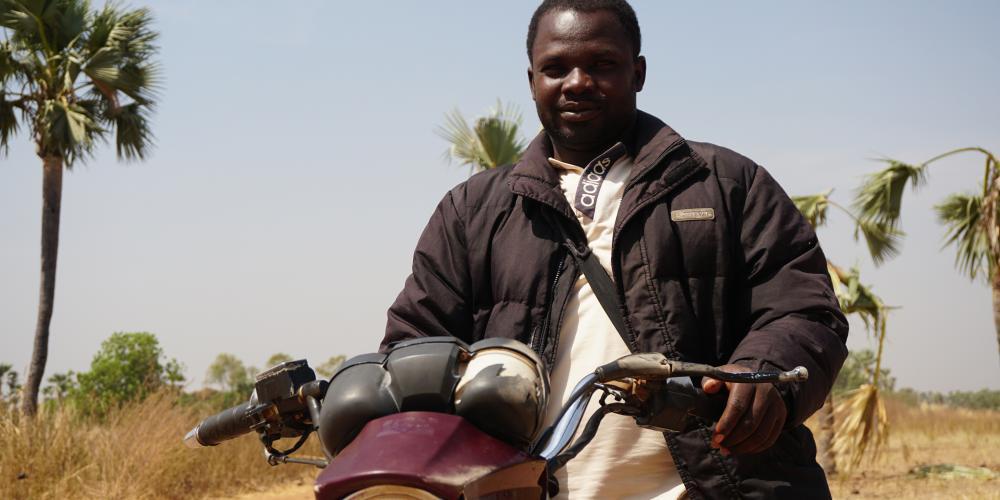 Municipal WASH expert, Banfora commune, Burkina Faso