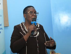 Jane Nabunnya IRC Country Director Uganda
