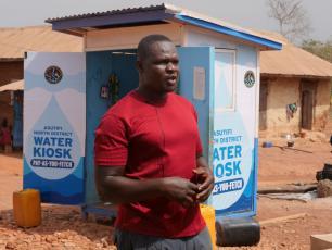 Pascal Dubik, WSMT member in Panaba