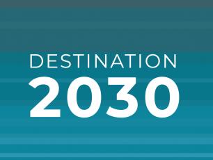 Destination 2030 logo