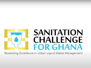 Sanitation Challenge for Ghana logo