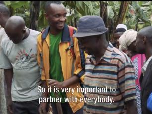 Rehabilitating River Mpanga in Uganda