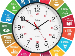 SDG clock